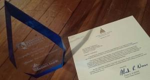 Award photo - smaller