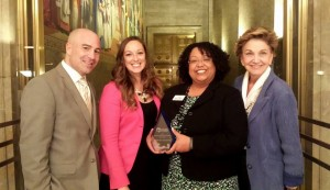 Nonprofit of the Year at Alexandria Chamber of Commerce