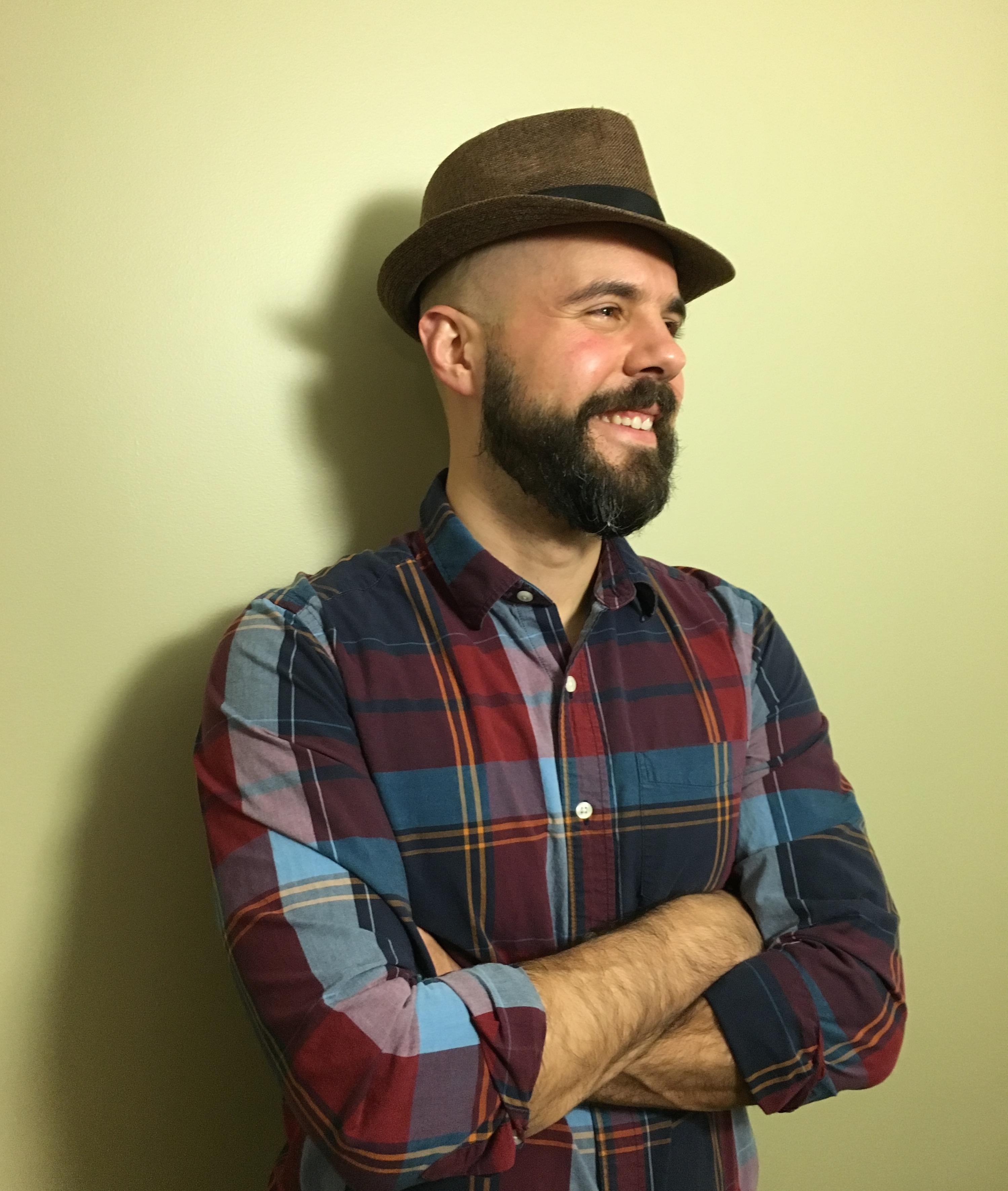Andres Marquez Lara Bio Pic